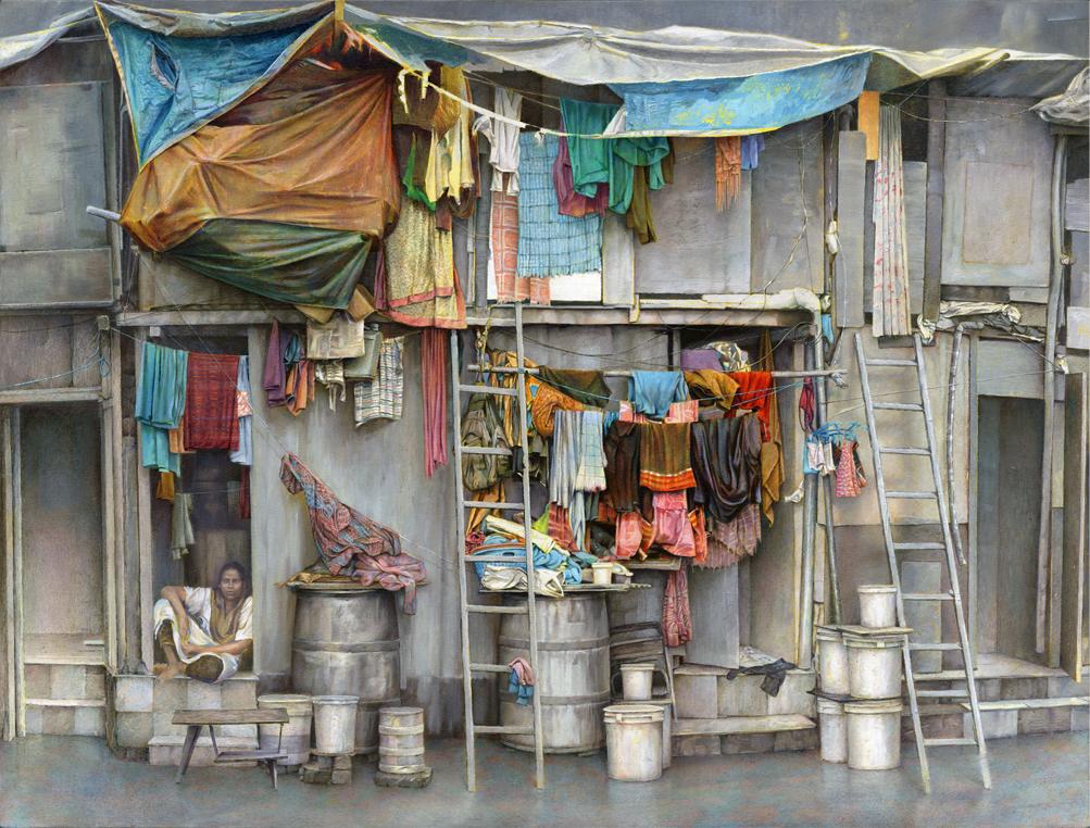 Wadibunder Road - David Agenjo - artist-in-residence