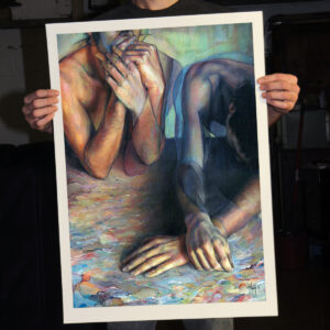 artist quality print