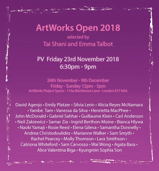 David-Agenjo_PV-ArtWorks-Open_Barbican-Arts-Trust_London