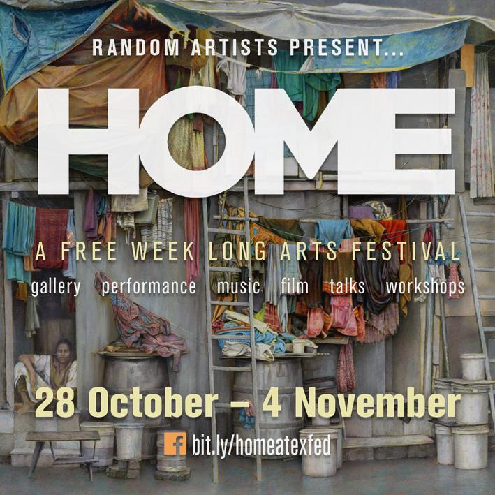 Random-Artist-'Home'-flyer