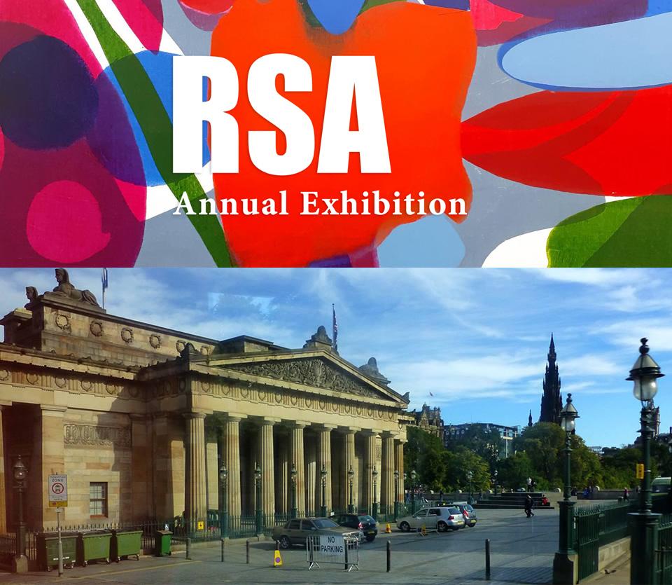 Royal Scottish Adademy 'Annual Exhibition 2021'